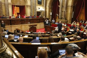 el-ple-del-parlament-de-catalunya-que-ha-aprovat-la-reforma-del-reglament