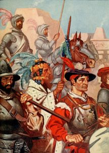 ROHM_D201_The_conquistadors_enter_tenochtitlan_to_the_sounds_of_martial_music-215x300