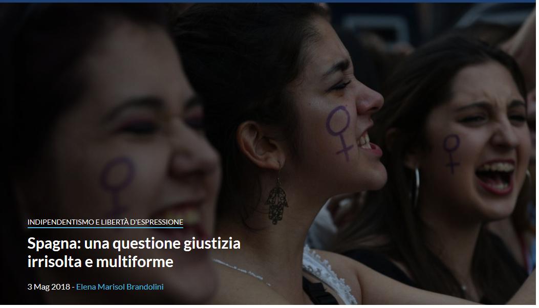 Screenshot-2018-5-5 Spagna una questione giustizia irrisolta e multiforme