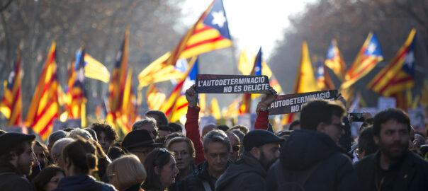 Manifestació Autodeterminació no es delicte